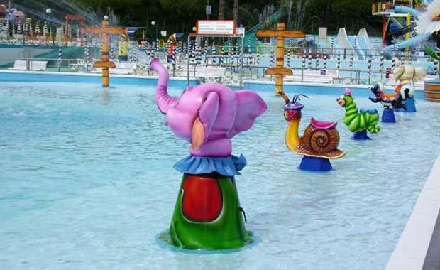 Pool System  Piscine e impianti per parchi acquatici
