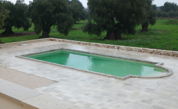 Pool system piscine da giardino interrate per privati for Piscine da giardino interrate