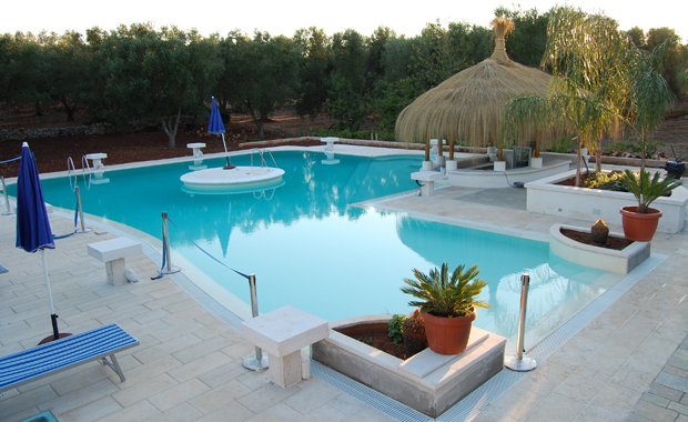 Pool system realizzazione piscine in puglia - Piscine per giardino ...