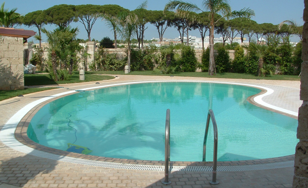 Pool System  Piscine da giardino interrate per privati